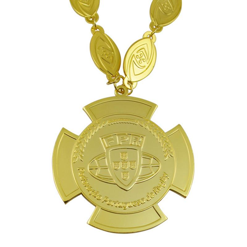 Blank Army Military Medal