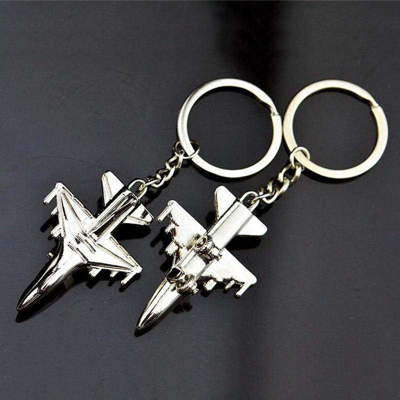 3d airplane keychain