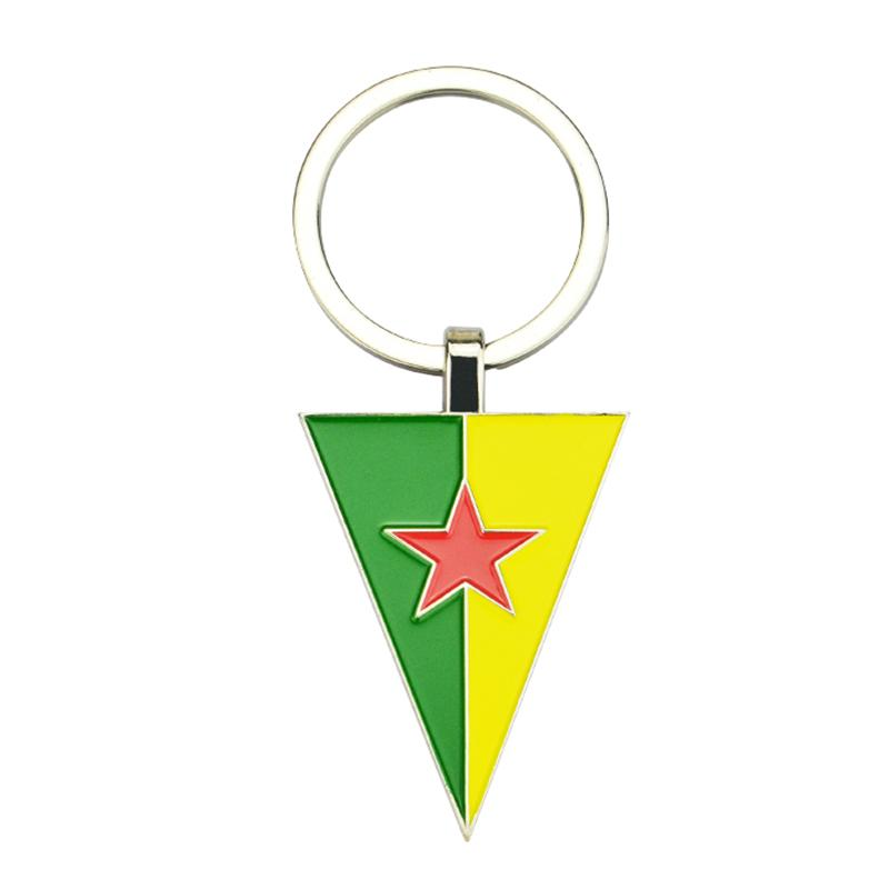 wholesale keychain country flag keychain