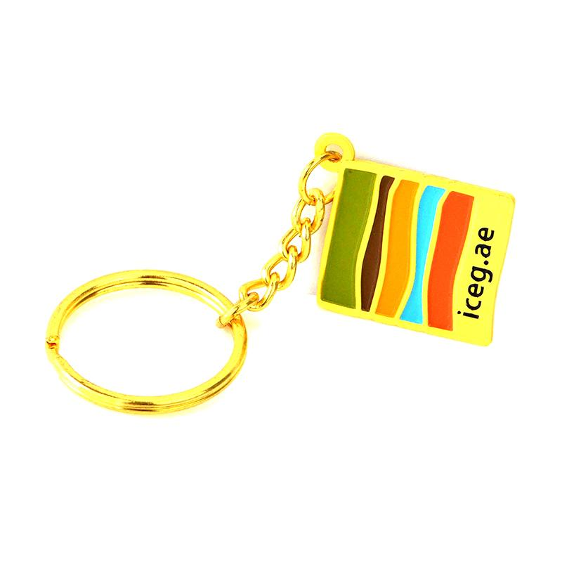 wholesale keychain metal sublimation key chain