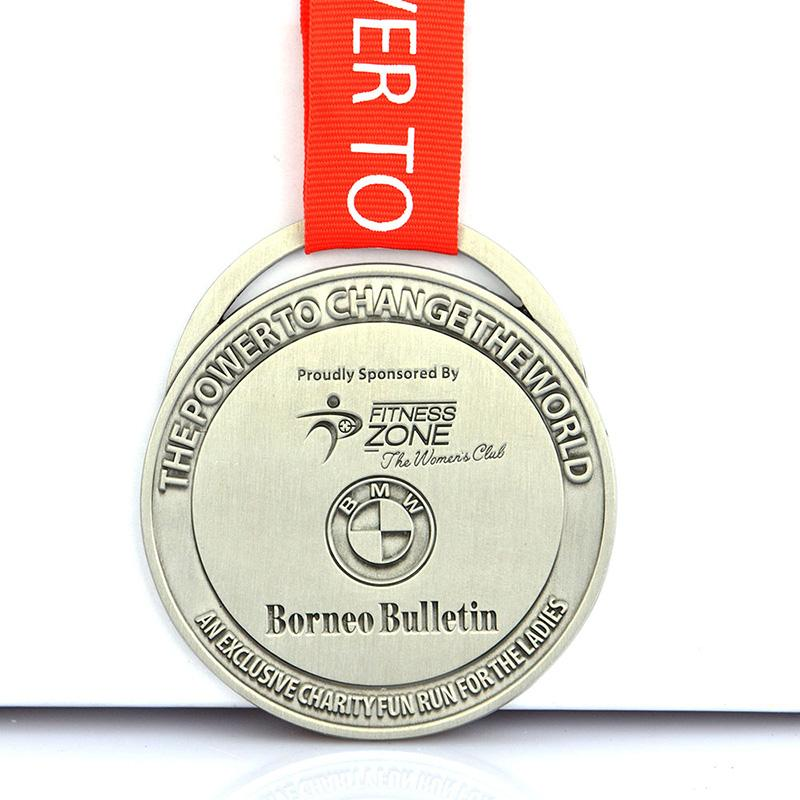 Double Side Sports Running Medal
