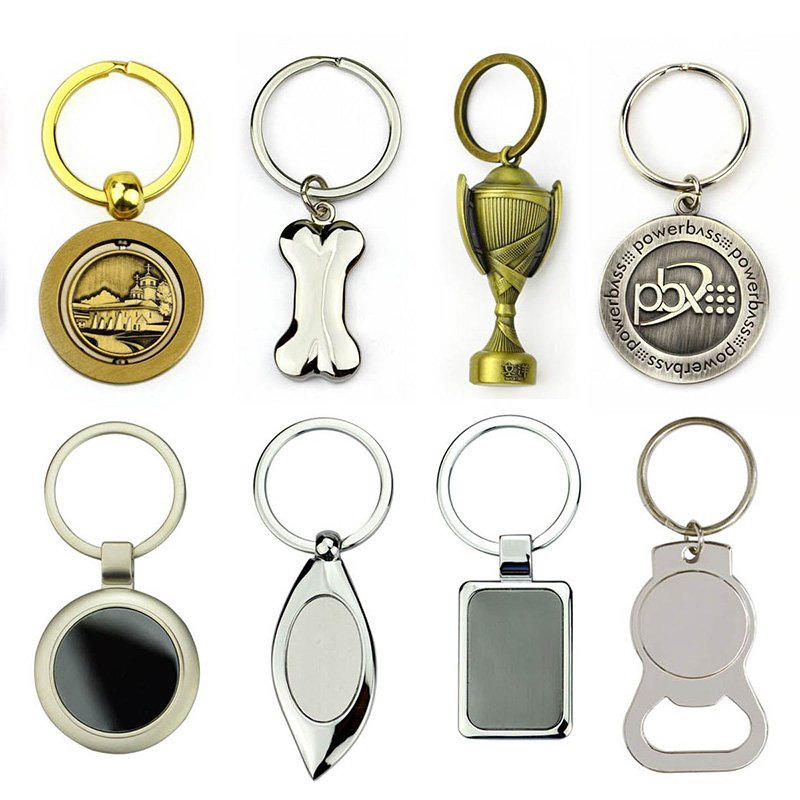 Design Make Your Own Custom Keychain Metal Key Ring