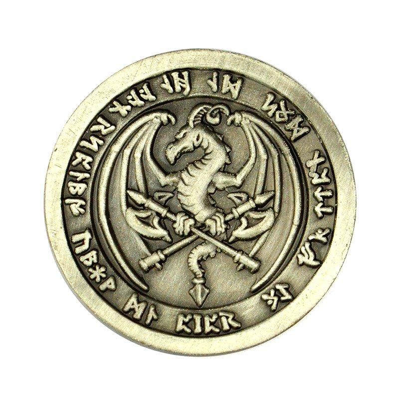 Blank Challenge Coin Manufacturer Custom Metal Antique Coin