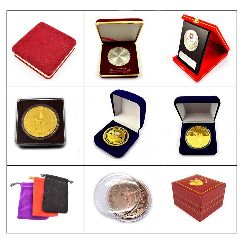 Iron Coin Manufacturers Custom Gold Plated Coins