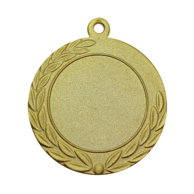 Custom Logo Blank Medals Wholesale Gold Metal Sports Medal