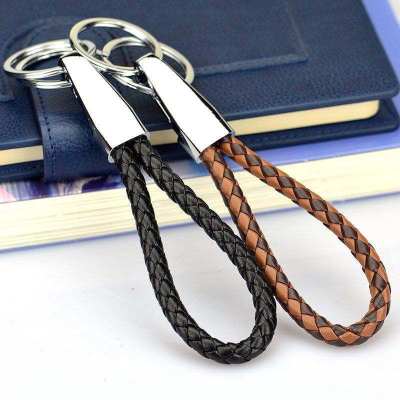 Leather Keychain Tassels Bulk