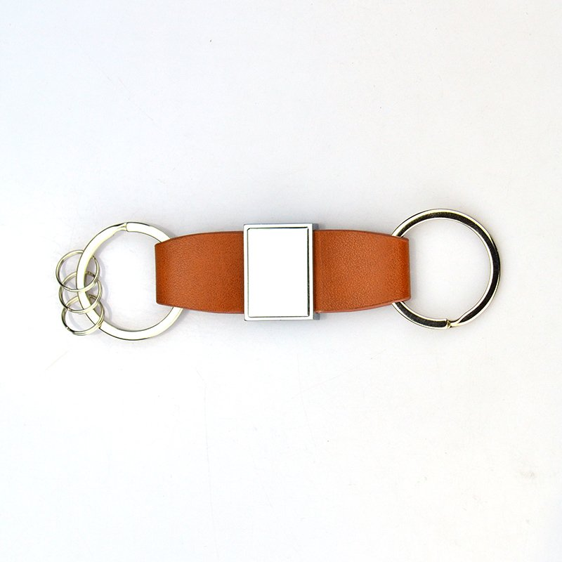 Wholesale Leather Keychains Custom