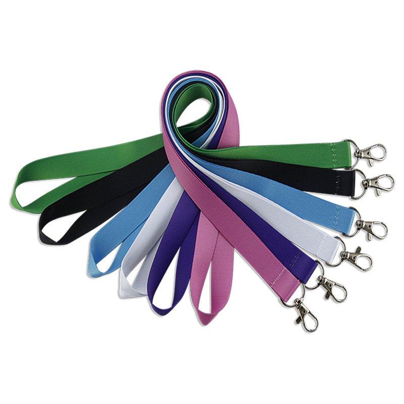 Keychain Neck Strap Custom Blank Ribbon Lanyard Keychains