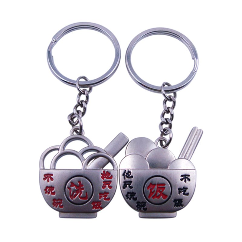 Custom Couple Key Holder Wholesale