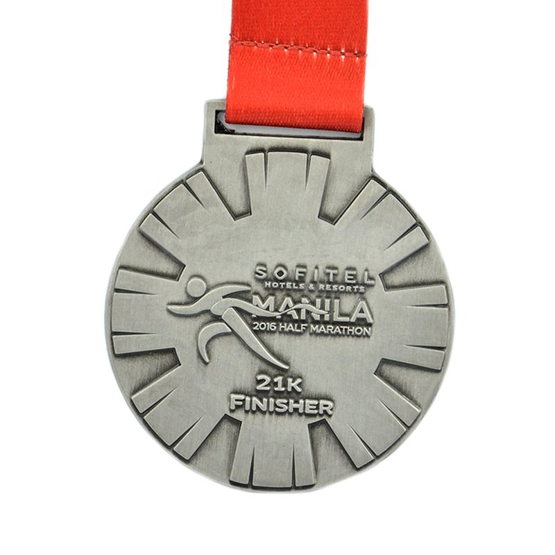 Custom Runner Medals Metal Sports Award