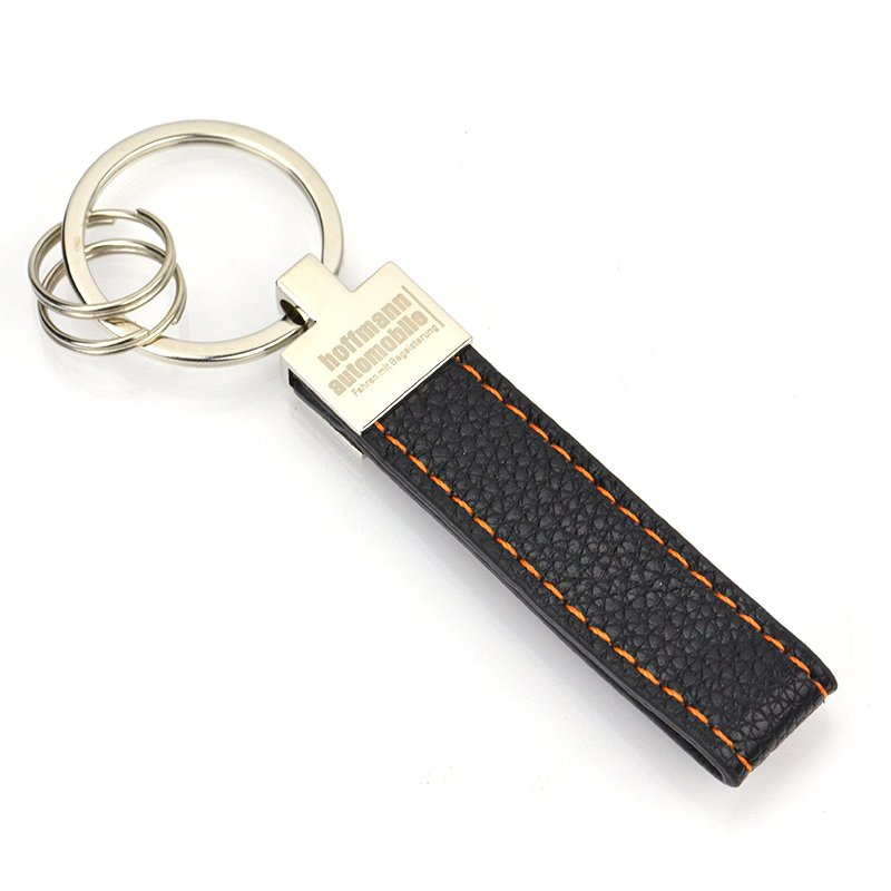 Keychain Set Pu Leather Key Chain