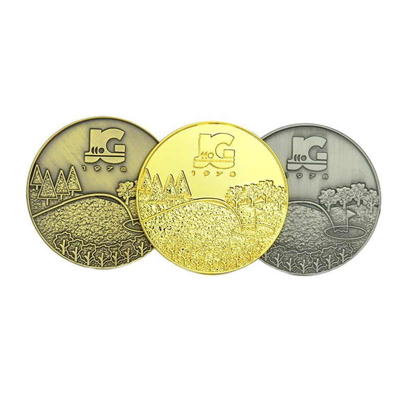 China Commemorative Coins Custom Metal Coin