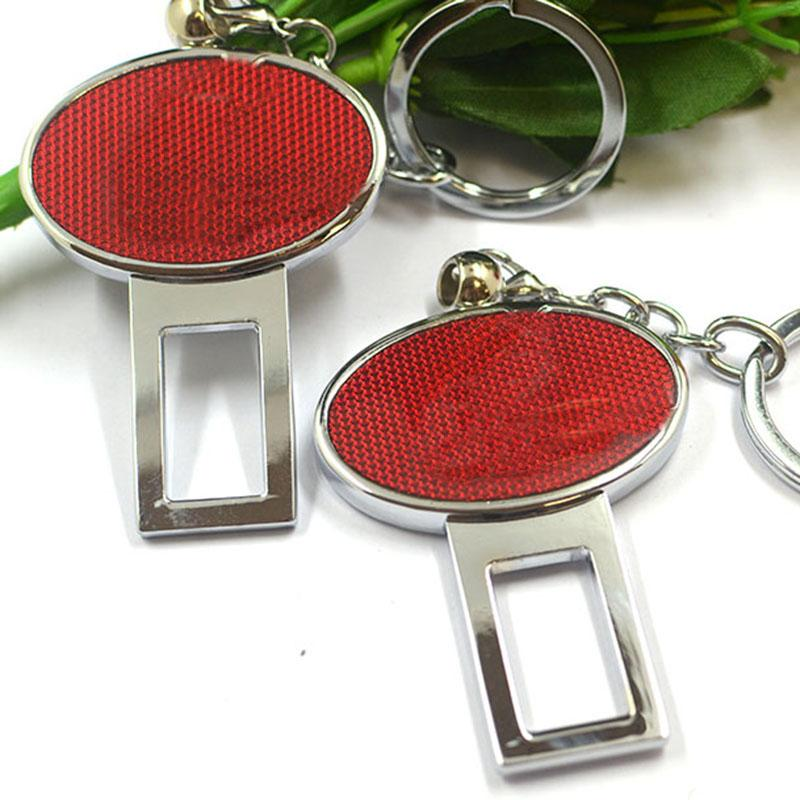 Beautiful zinc alloy metal type keychain with drill