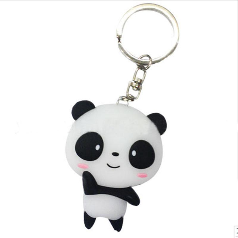 Custom make low price pvc keyrings