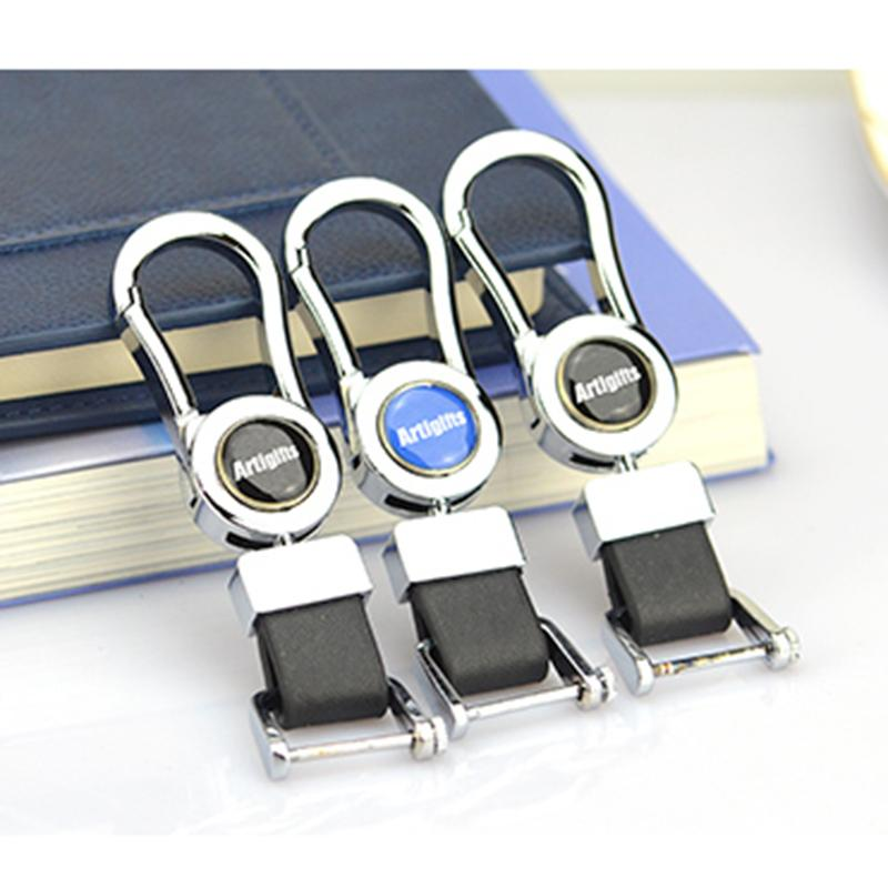 China suppliers new products leather key rings