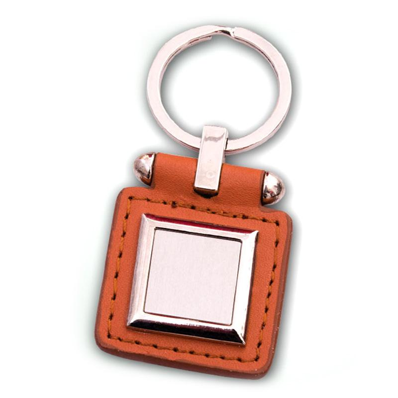 Wholesale custom leather keychain manufacturer