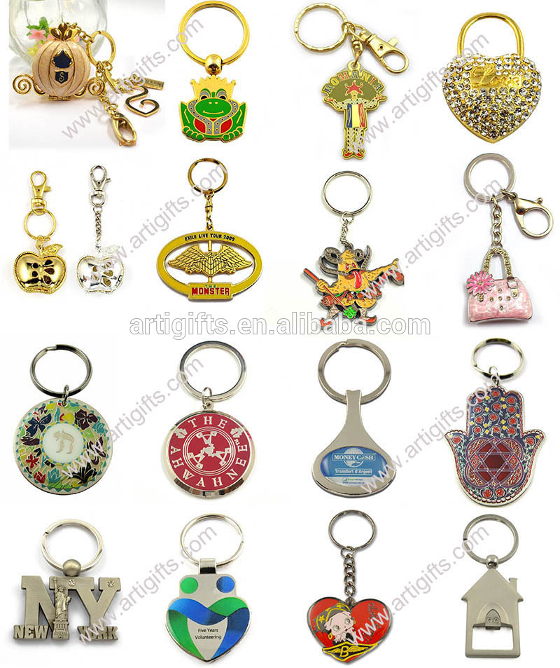 coin holder keyring