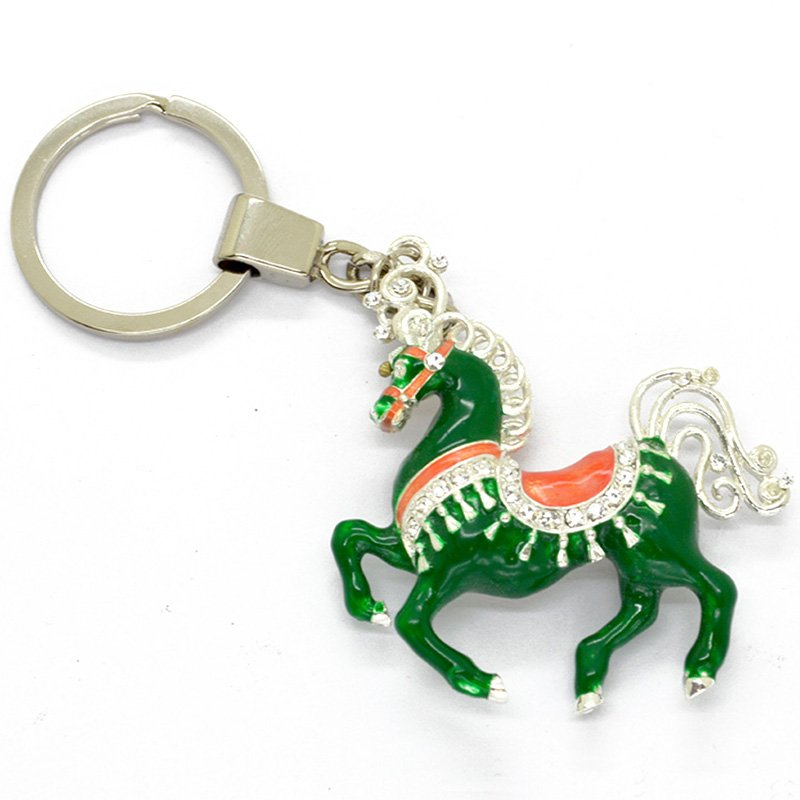 Cheap Keychain Manufacturer Promotion Bulk Custom 3D Cheap Keychains
