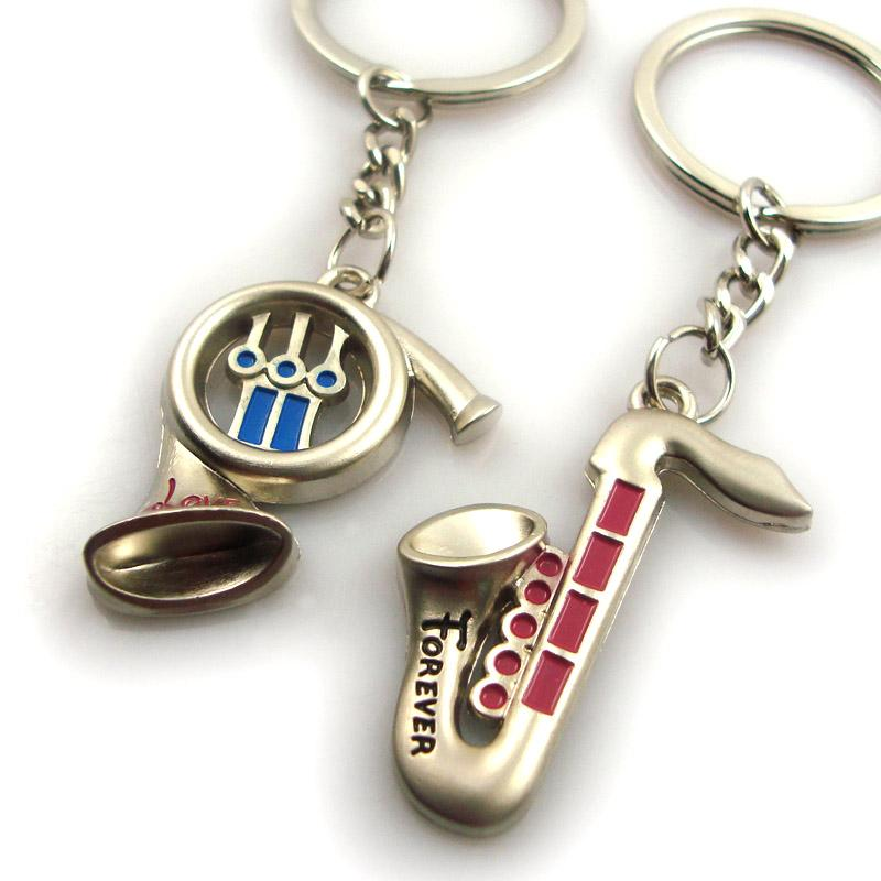 Custom Logo High Quality Best Friend Friendship Keychains