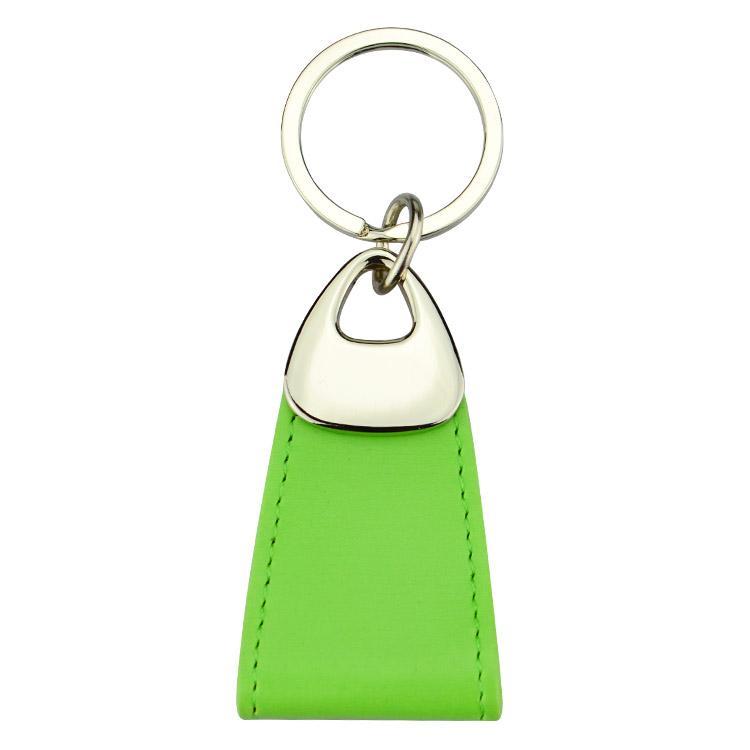 No Minimum Order Custom Leather Keychain Design Maker