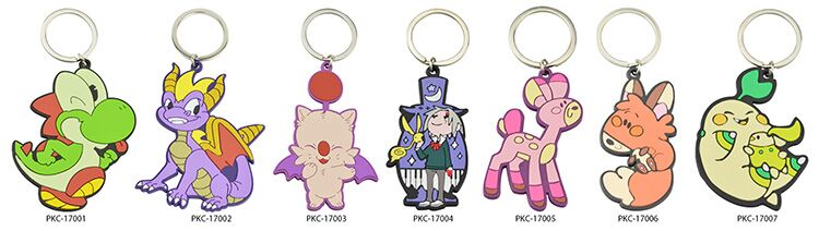 wholesale keychains custom metal rabbit key chain