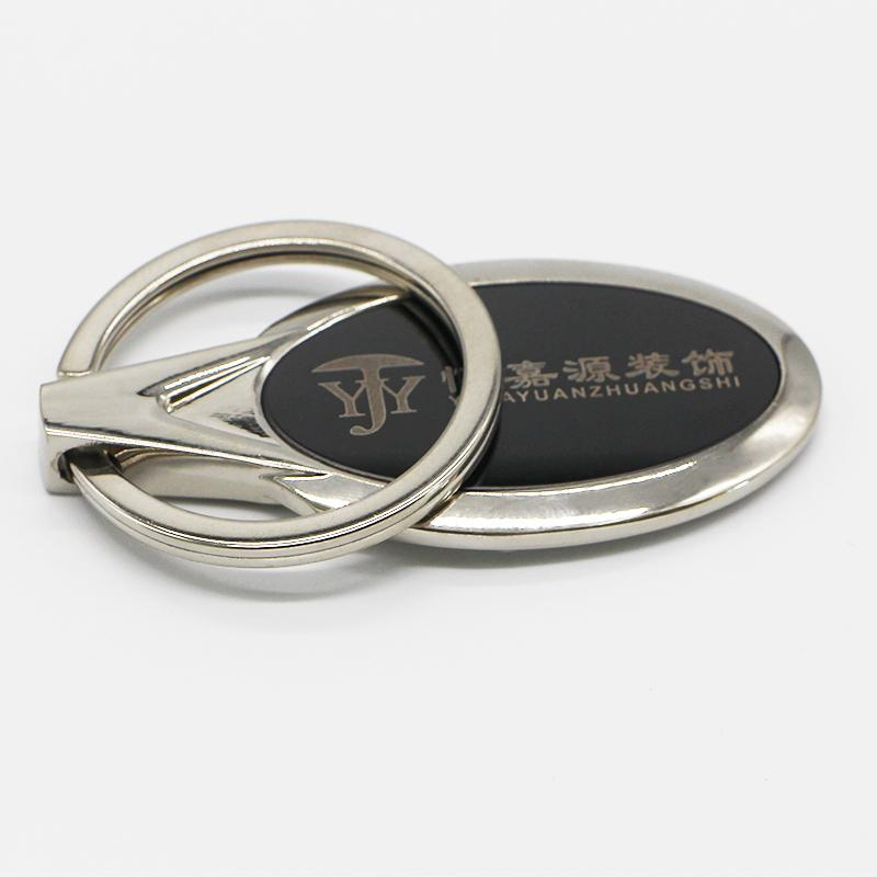Custom Bulk Buy Corporate Company Logo Business Keyrings