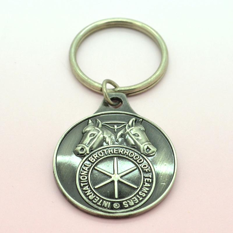 Key Chain Factory Cheap Make Design Metal Customize Your Own Keychain