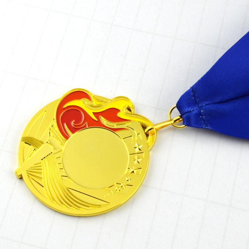 Odm Wholesale Custom Cheap Sport Medal Hanger No Minimum Order