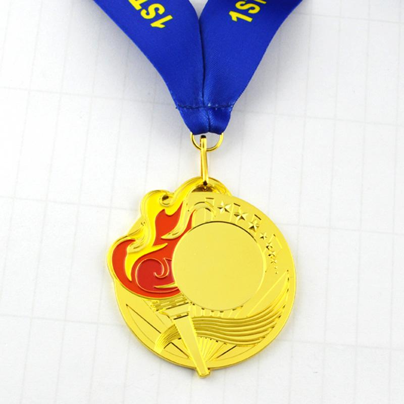 China Medal Factory Custom Cheap Sport Marathon Medal