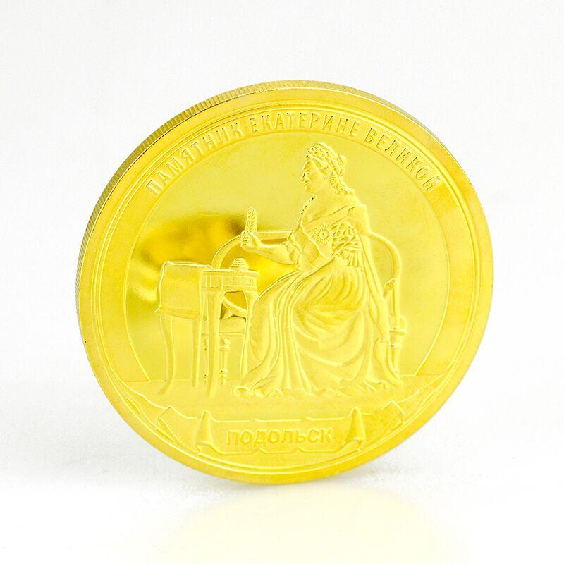 Free Sample Promotion Low Price Fashion Novelty Coin