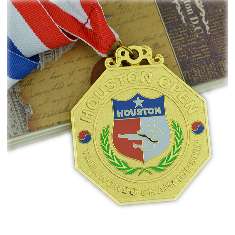 China Manufacturer Low Price Luxury Custom Sport Medal