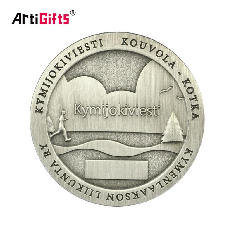 Artigifts Hot Sale Cheap High Quality Silver Coin Replica
