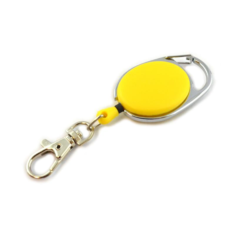 China Wholesale Promotional Customized Retractable Badge Reel