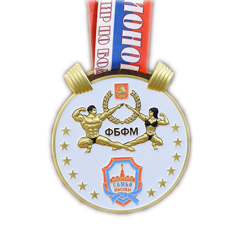 Artigifts Direct Sale Personalized Good Quality Cup Medals
