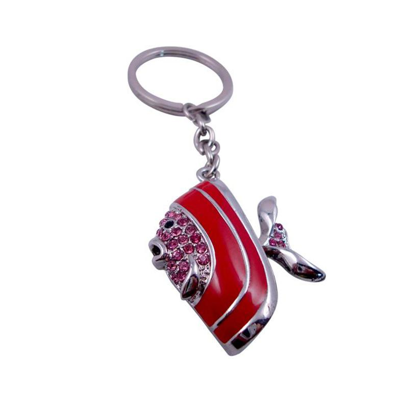 Fashionble gifts keyring 3d shape