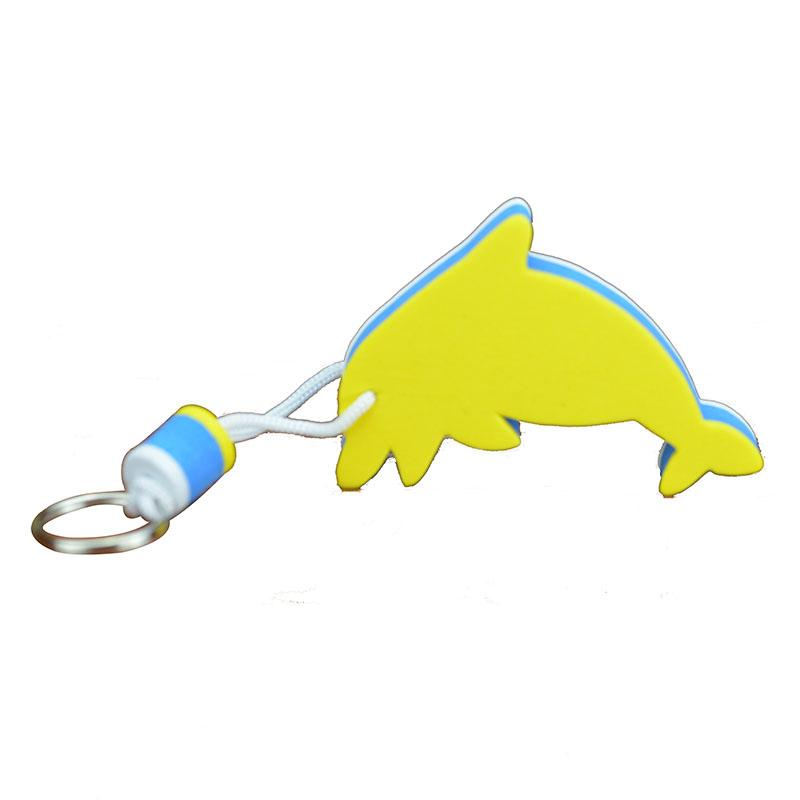 Keychain Maker Custom Bulk Cheap Letter Eva Floating Key Chain