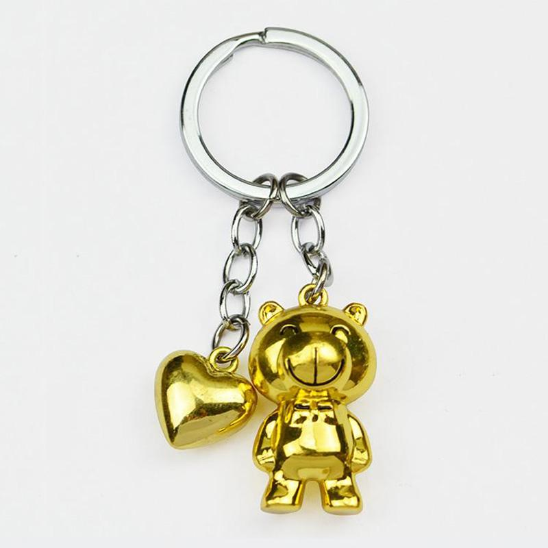 Artigifts Keyring Maker Wholesale Custom 3D Dog Shape Keychain