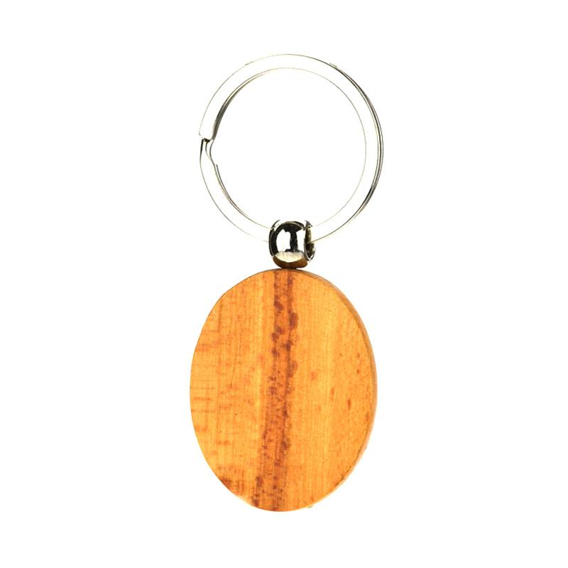 Wholesale Keychain Custom Souvenir Carving Wooden Keychains