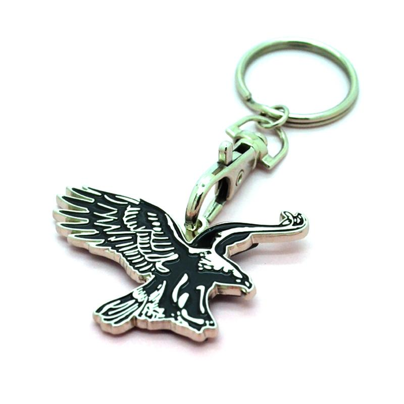 Artigifts Keychain Factory Custom Your Own Enamel Eagle Key Chains
