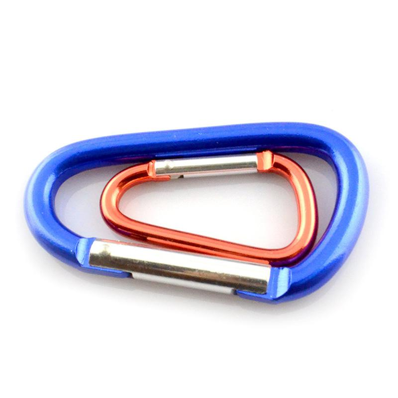 Wholesale Keychains Custom Bulk Cheap Carabiner Key Chain