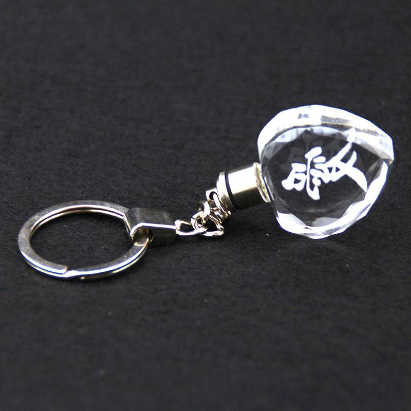 ad79a3f4b Factory direct sell crystal key chain with custom logo - Crystal ...