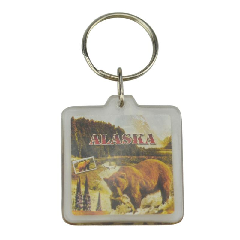 Acrylic Keychains Maker Wholesale Bulk Cheap Photo Key Chain