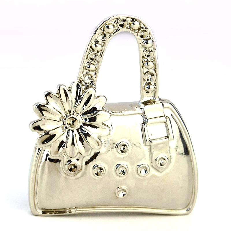 Keychain Maker Supplier Bulk Rhinestone Stainless Steel Keyring