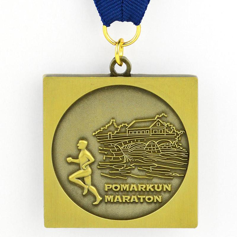 Factory No Minimum Wholesale Custom Cheap Metal Sports Medal