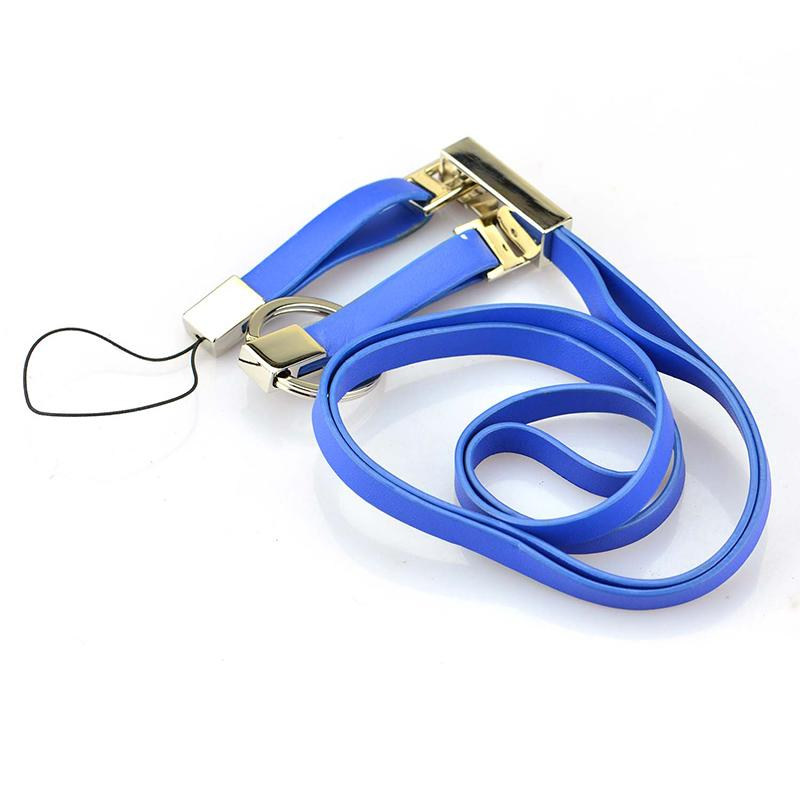 Keychains Maker Promotional Cheap Leather Keyrings Wholesale