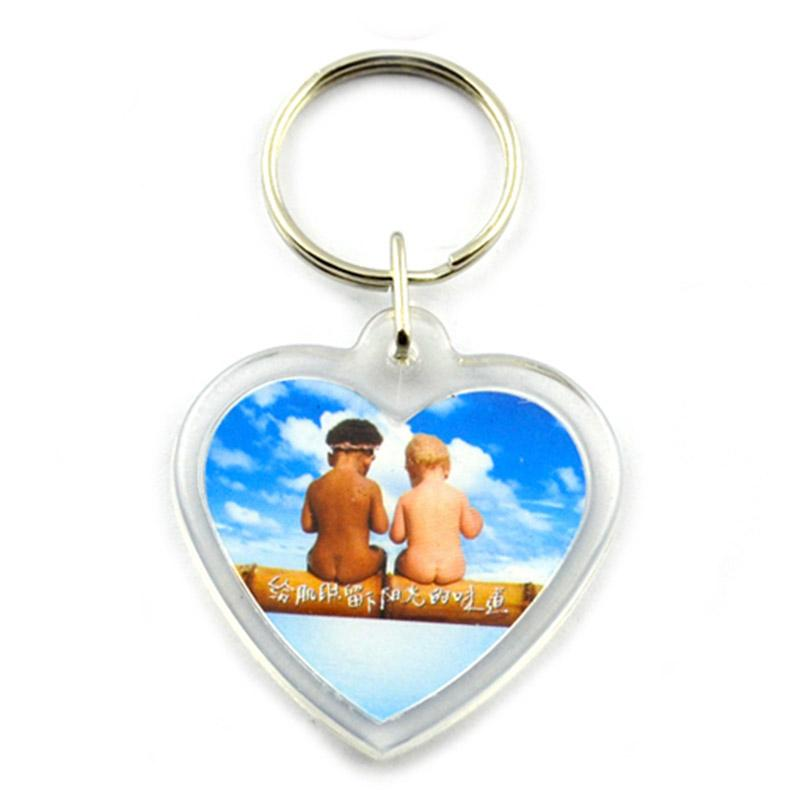 Make Your Own Acrylic Keychain Custom Printed Acrylic Keyholder