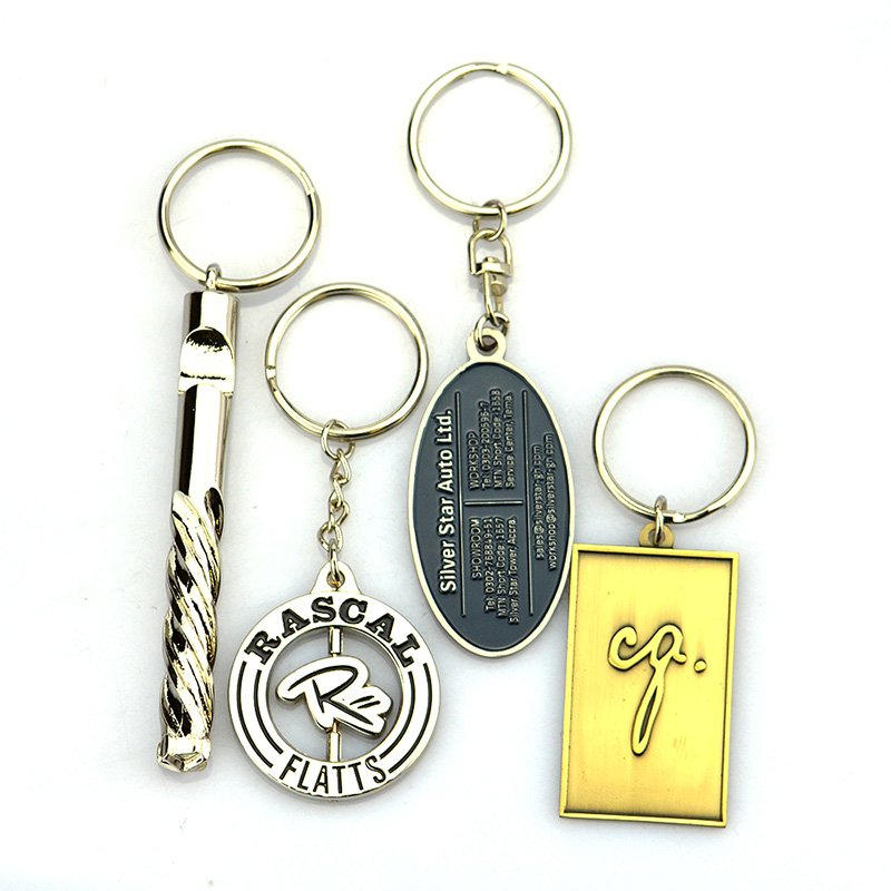 Odm Keychain Maker Custom Design Personalized Style Key Chain