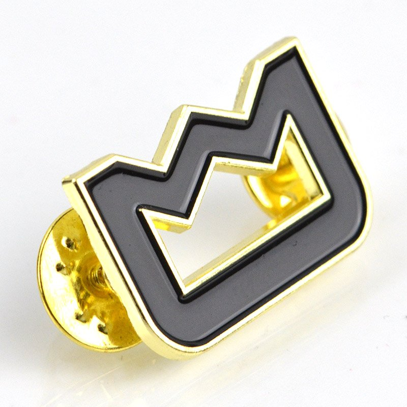 Oem No Minimum Custom Metal Lapel Pin Cheap Enamel Pin Lapel