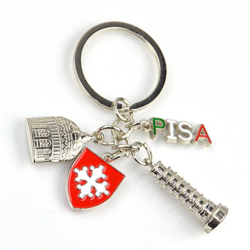 Custom Keychain Maker Supplier Diy Personalized Car Keychain Metal 8101f6bd312f