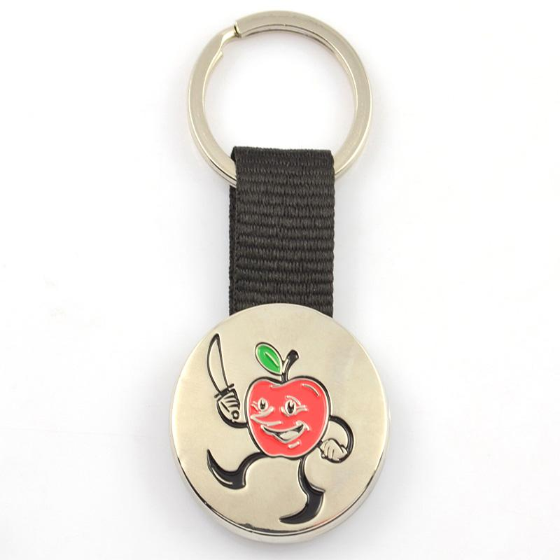 Keyring Factory Custom Key Chain Antique Keychain Logo Metal